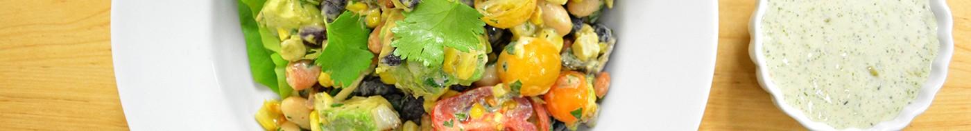 Southwestern Grilled Corn Salad
